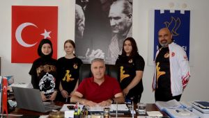 Kuşadalı Tuğçe Türkiye üçüncüsü oldu