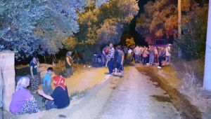 Nazilli'de ev yangını: 1 ölü